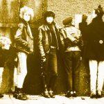 Wanda's - Karin, Arie, Marleen, Jan, Josee - Amsterdam '86