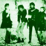 Wanda's Josee, Marleen, Arie, Karin - KNSM-eiland '86
