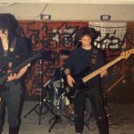 Wanda's - Marleen (gitaar) en Jan (bas)