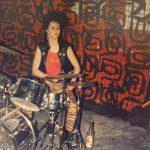 Wanda's, drummer Arie