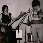 Wanda's, Anne (bas, geluid) en Josee (zang)