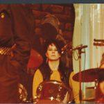 Arie de Jong (drums), Wanda's 1985